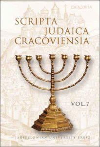 Scripta Judaica Cracoviensia VII
