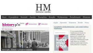Portal historiaimedia.org