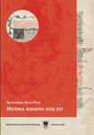 Aleksandra Golik-Prus, Historia magistra vitae est. Podręcznik do języka łacińskiego dla studentów historii
