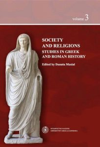 Society and religions. Studies in Greek and Roman history, vol. 3
