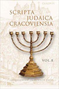 Scripta Judaica Cracoviensia 8