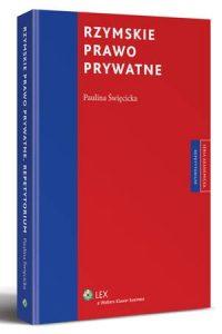 Paulina Święcicka, Rzymskie prawo prywatne. Repetytorium