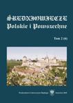 Średniowiecze Polskie i Powszechne 2 (6)