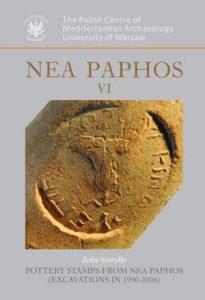 Zofia Sztetyłło, Pottery Stamps from Nea Paphos (Excavations in 1990-2006)