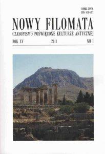 Nowy Filomata 1/2011