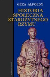 Géza Alföldy, Historia społeczna starożytnego Rzymu