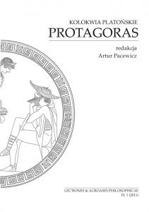Kolokwia Platońskie. Protagoras
