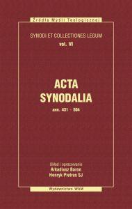 Acta synodalia. Od 431 do 504 r.