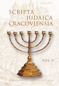 Scripta Judaica Cracoviensia 9