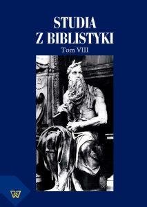 Studia Z Biblistyki 8