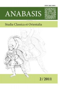 Anabasis. Studia Classica et Orientalia 2/2011