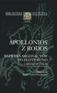 Apollonios z Rodos, Wyprawa Argonautów po złote runo