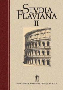 Studia Flaviana II