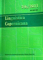 Linguistica Copernicana 6/2011