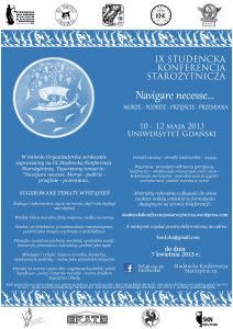 Plakat IX SKS