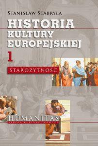 Stanisław Stabryła, Historia kultury europejskiej. Starożytność
