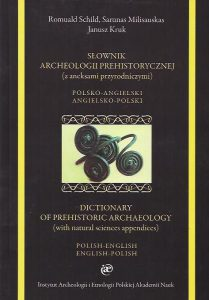Słownik archeologii prehistorycznej