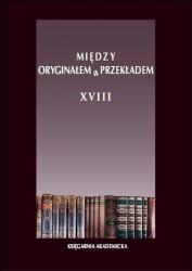 Między oryginałem a przekładem 18/2012