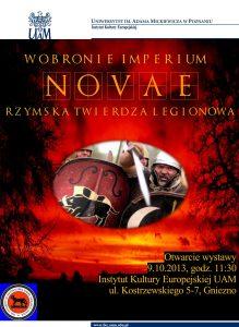 W obronie Imperium. Novae – rzymska twierdza legionowa