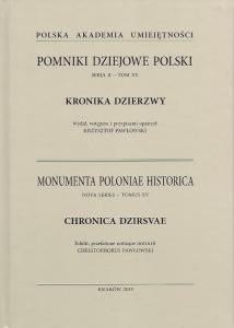 Kronika Dzierzwy
