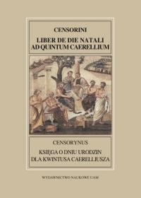 Censorynus, Księga o dniu narodzin