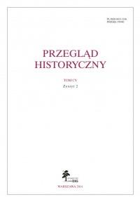 Przegląd Historyczny 2/2014