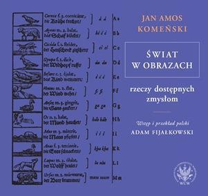 Jan Amos Komeński, Świat w obrazach rzeczy dostępnych zmysłom