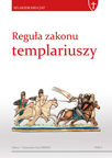 Reguła zakonu templariuszy