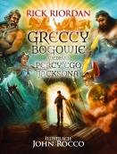Rick Riordan, Greccy bogowie według Percyego Jacksona
