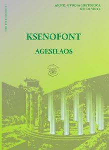 Ksenofont, Agesilaos