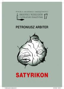 Petroniusz, Satyrikon