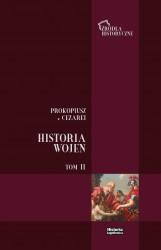 Prokopiusz z Cezarei, Historia wojen, t.2 (ks. V-VIII)