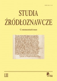 Studia źródłoznawcze 53