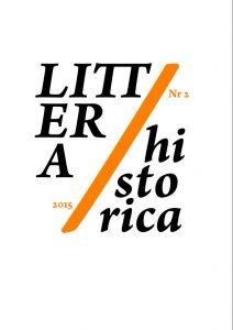 Littera/Historica 2/2015