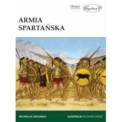 Nicholas Sekunda, Armia spartańska