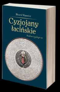 Henryk Wąsowicz, Cyzjojany łacińskie. Studium typologiczne