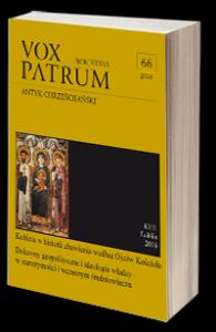 Vox Patrum, t. 66