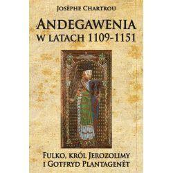 Josèphe Chartrou, Andegawenia w latach 1109-1151