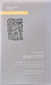 Stanisław Morsztyn, Hippolit. Andromacha