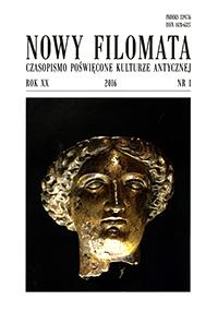 Nowy Filomata 1/2016