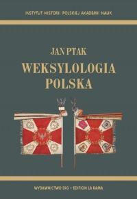 Jan Ptak, Weksylologia polska