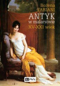 Bożena Fabiani, Antyk w malarstwie