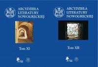 Arcydzieła literatury nowogreckiej, t. XI i XII