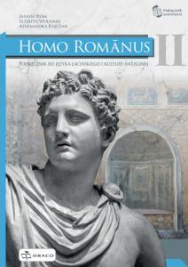 Homo Romanus. Podręcznik do języka łacińskiego i kultury antycznej II