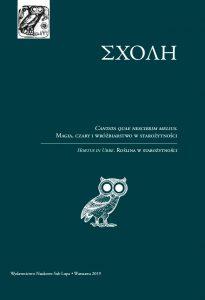 Magia, czary i wróżbiarstwo w starożytności / Roślina w starożytności