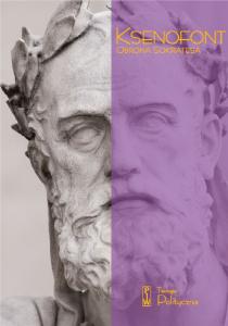 Ksenofont, Obrona Sokratesa