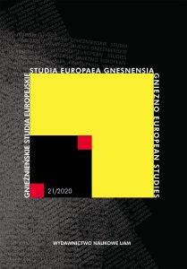 Studia Europaea Gnesnensia 21/2020