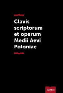Clavis scriptorum et operum Medii Aevi Poloniae