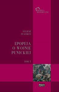 Suliusz Italikus, Epopeja o wojnie punickiej, ks. I - IX